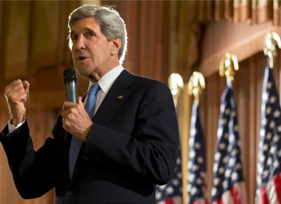 Kerry to Assure SE Asia on US Pivot