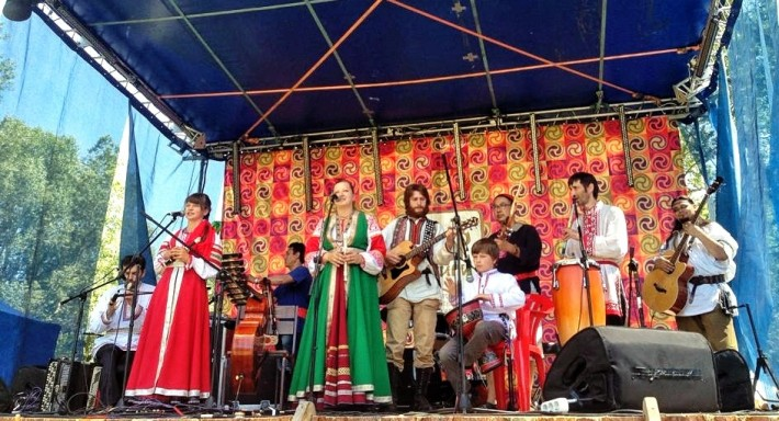 Cross-Cultural Learning in Siberia