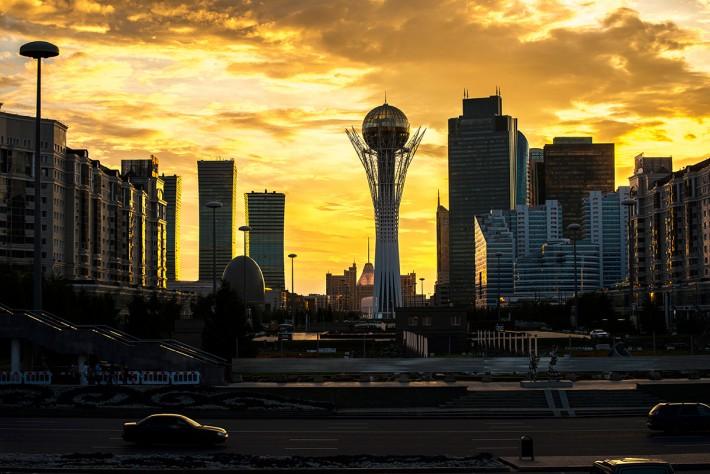 Astana Amazes