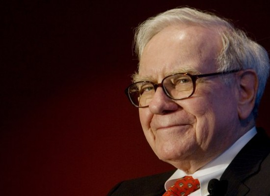 Warren Buffett's Grandson talks about Philanthropy