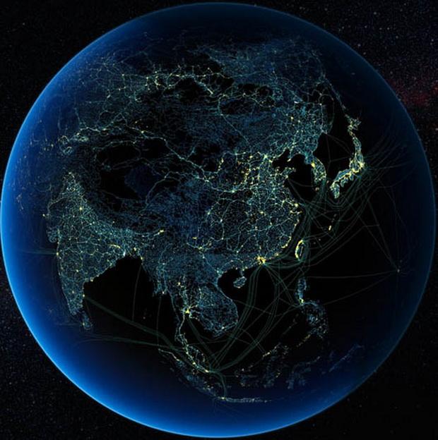 Start Me Up – Asian Energy Demand Spikes