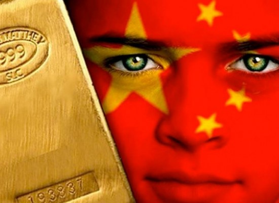 China's Gold Fever Grows Hotter