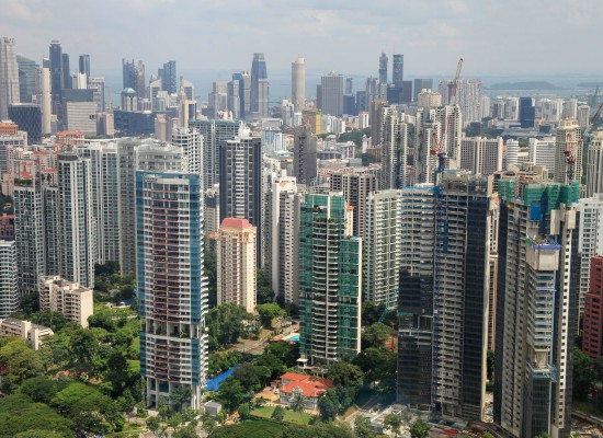 The Asian Property Market Helps Fuel the Global Market