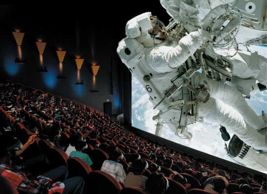 The IMAX Theatrical Experience is Coming to Mongolia