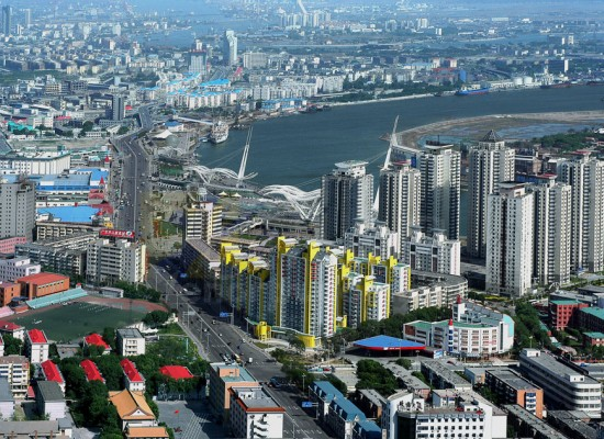 Chongqing Further Develops Liangjiang New Area
