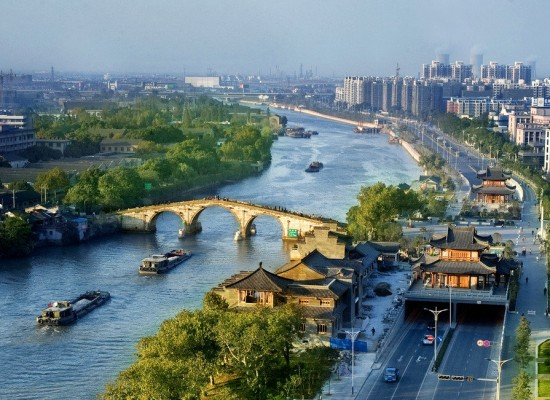 Beijing-Hangzhou Grand Canal Inscribed as a UNESCO World Heritage Site