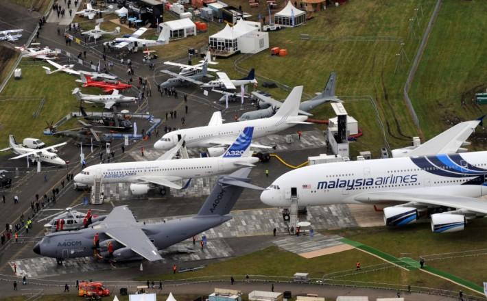 Airbus, Boeing Announce Bulk Deals At Farnborough Airshow