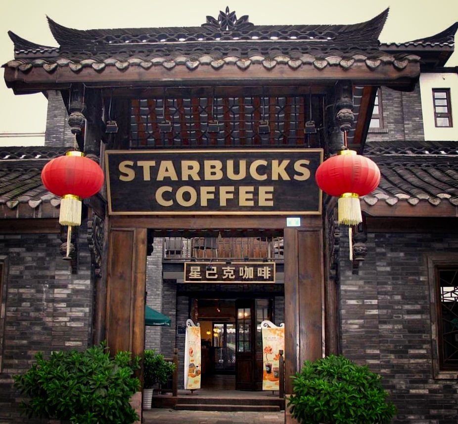 chinese starbucks Starbucks aims to bring its products to chinese consumers through new digital and physical means, including delivery the company saw sales.