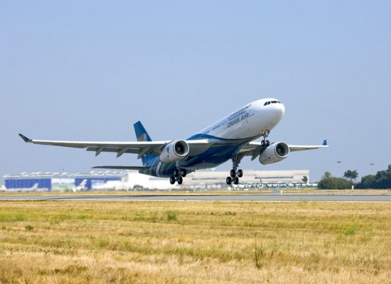 Oman Air Bets on Asia