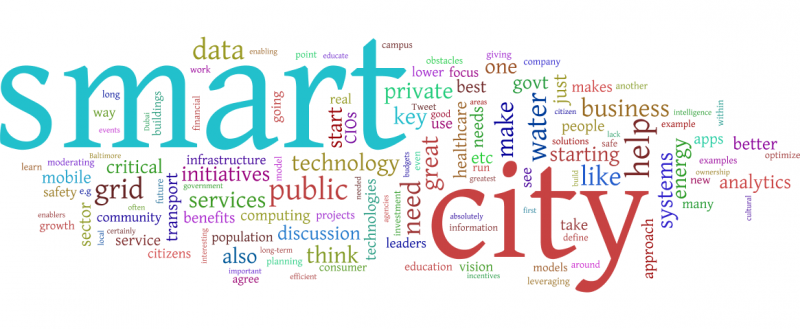Smart Cities Are The Future For Asia
