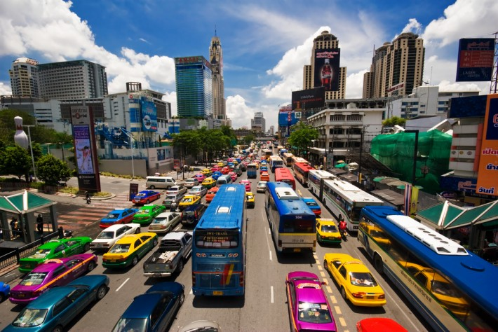 Technology to the Rescue as ASEAN Urbanizes