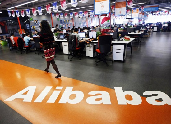 Alibaba: The $200 Billion 'Open Sesame'