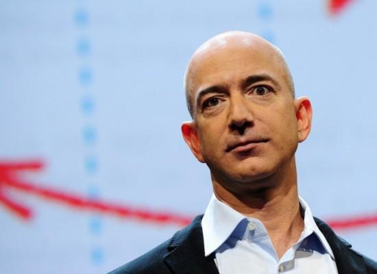 Amazon's Bezos Bullish On India