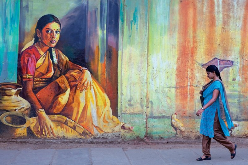 Booming Art Market Puts Smiles on Faces of Delhi's Elite
