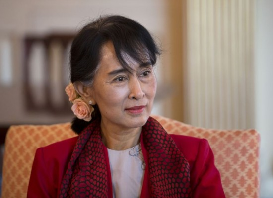 Suu Kyi's Myanmar Party Eyes Ex-General For President