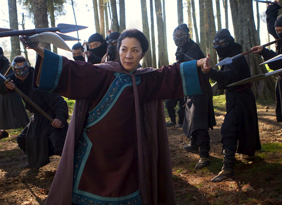 Theater Chains Growl Over Netflix-Weinstein 'Crouching Tiger' Sequel