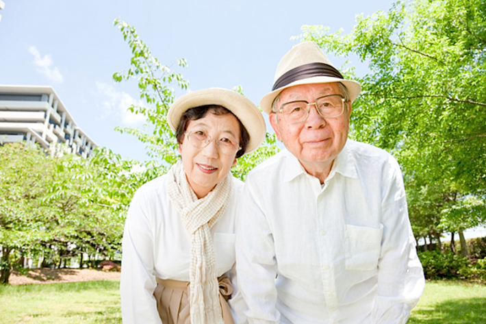 Growing Old in Asia? Japan is the Place to Be!
