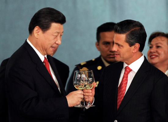 China and Mexico to set up $2.4 billion investment fund