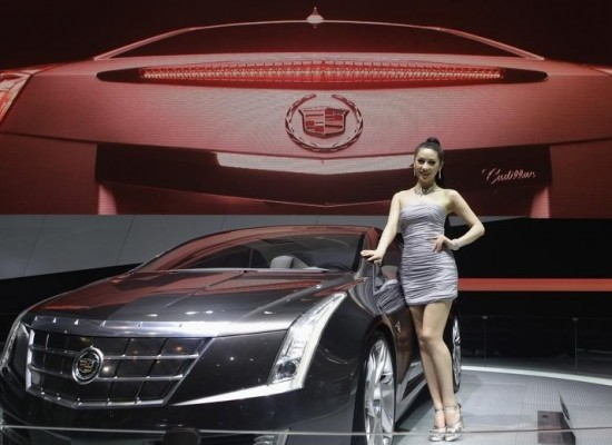 Cadillac Sales Leap In China