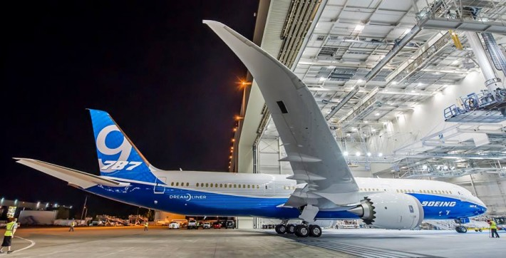 Boeing bullish as it looks for another record year