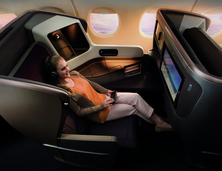 The Five Best Business Class Cabins In The World