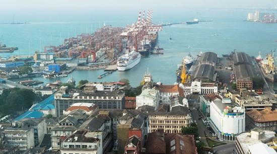 Sri Lanka in U-turn on port project