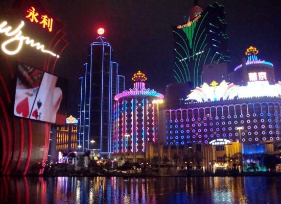 Macau Tops Global Economy Rankings