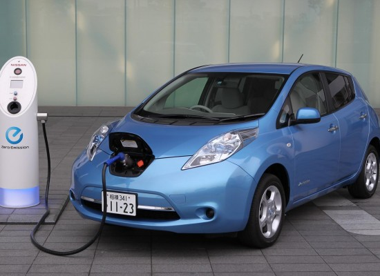 Japan Has More Electric Car Chargers than Gas Stations