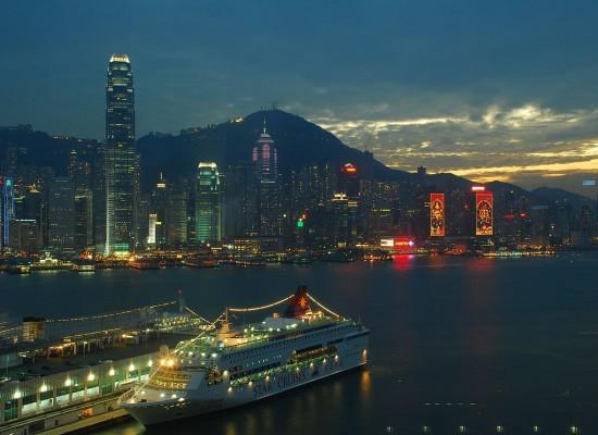 Hong Kong Tourism Board Targets Chinese Cruise Ship Business