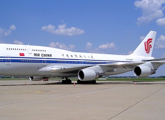 China's Airlines Say North America Flights Key To International Growth