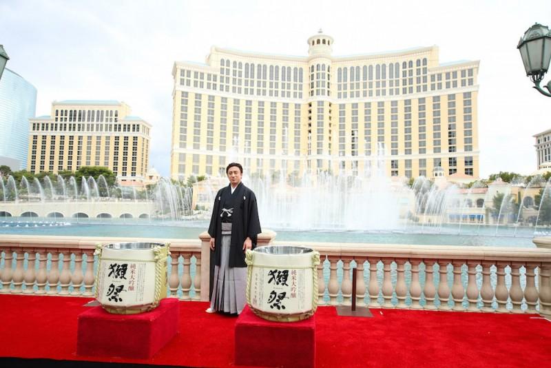 Kabuki Comes to Las Vegas