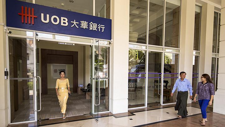 UOB gets going in Myanmar with onshore loan