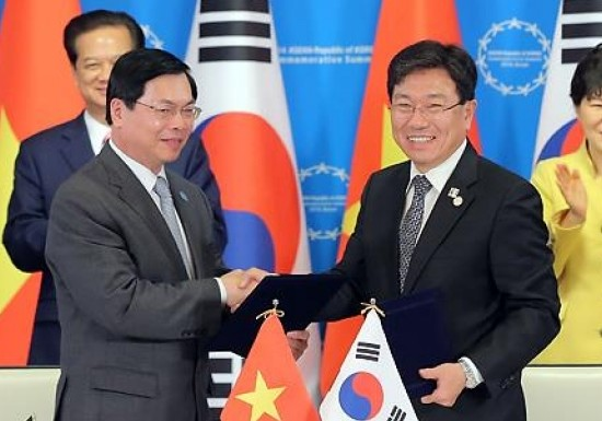 Asian Free Trade Deal