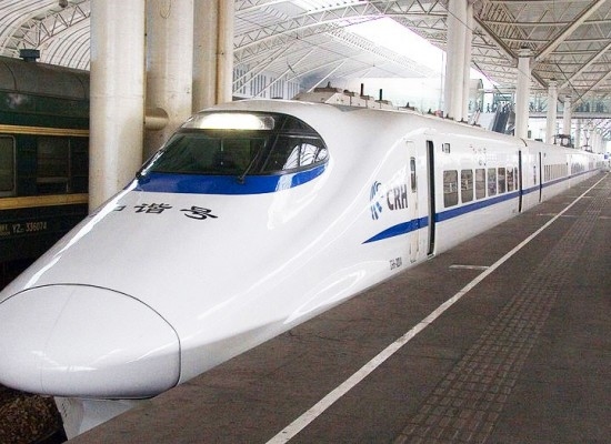 High Speed Rail to Come to the Malay Peninsula