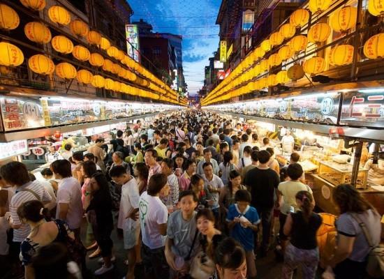 Taiwan, vibrant food haven