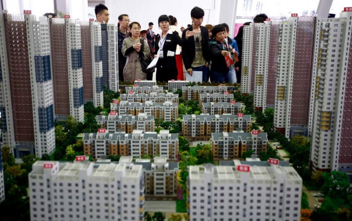 """New Model' For Chinese Real Estate"