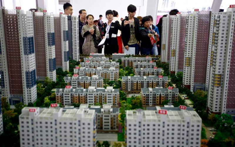 """""""New Model' For Chinese Real Estate"""