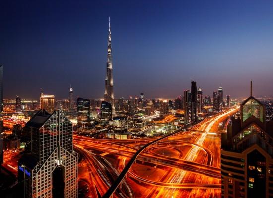 Dubai Looks to Asia