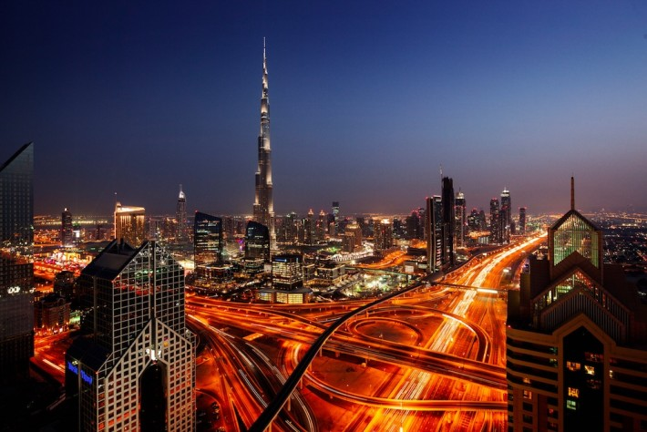 Dubai Looks to Asia