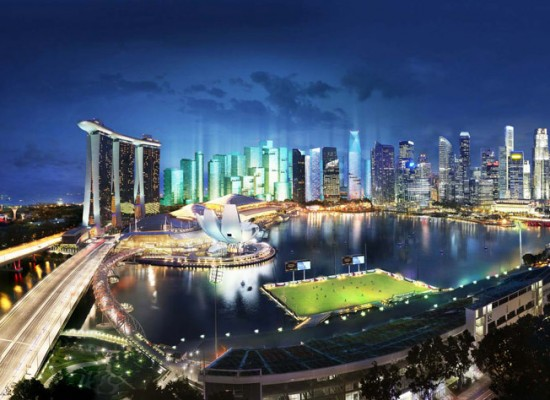 Singapore 'must stay relevant to Asia and rest of the world'