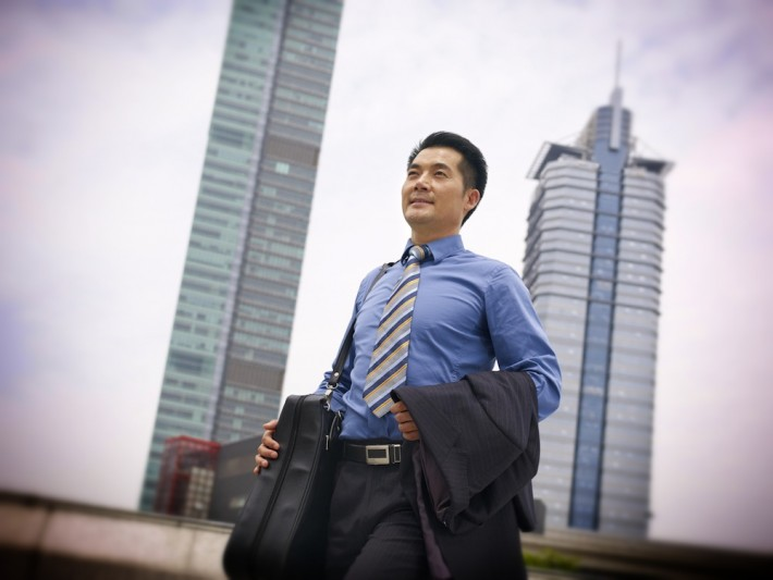 Business Travel Spending is Slowing in China