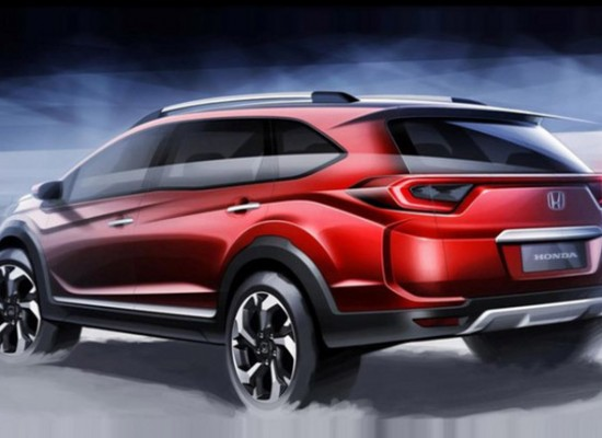 Honda's Small SUV For Southeast Asia