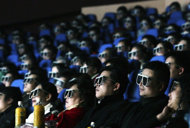 China's Box-Office Boom Grips Hollywood