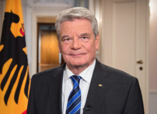 German President Gauck to Meet South Korean Leader