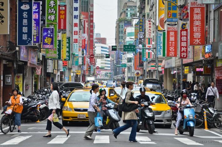 Taipei has world's highest exposure to threats: survey