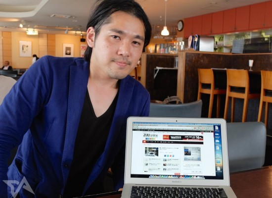 This rockstar banker from Japan built a startup that fuses media and fintech