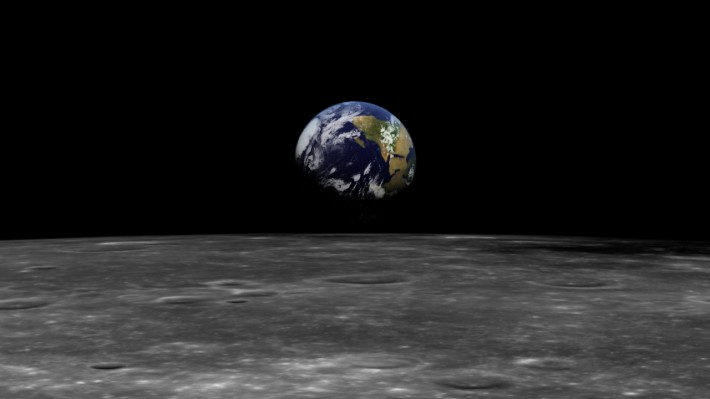 China spacecraft aims to reach 'dark side of the moon'
