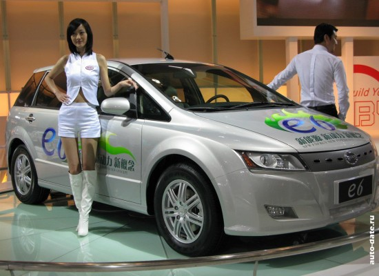 China Wants More Clean Vehicles On The Road
