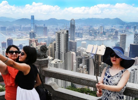 Chinese outbound Tourism up 380% Over Summer Months
