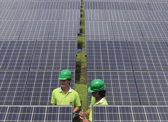 Japanese Companies and ADB Plan $750M Green Energy Fund in Asia